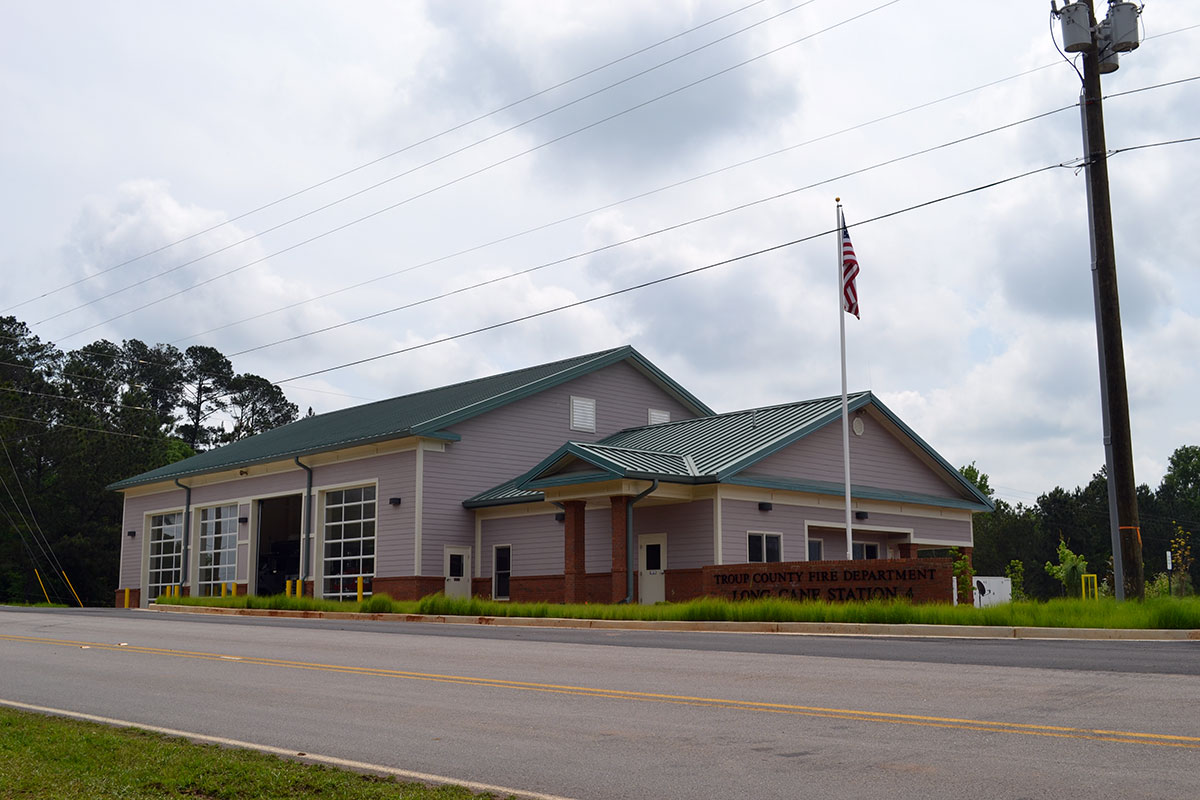 Troup County Fire Stations 4 & 6